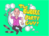 Bubble Party Guy